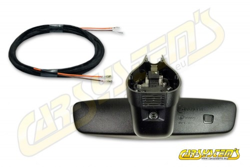 VW T6 - FLA Automatic High Beam Retrofit SET wih Rearview Mirror 7E0857511F