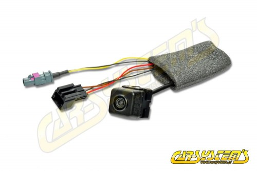 VW RVC - Original Rear View Camera 5Q0980121 with GUIDANCE LINE - Composite Output