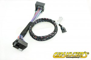 VW MDI - Media-IN Plug&Play Wiring - for cars w. AUX input
