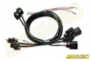VW Golf 7 / Sportsvan - Park Assist - PLA - Wiring