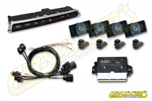 Audi Q2 GA - Park Assist - PLA - UPGRADE SET - 81A925301L