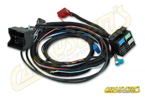 Audi A3 8V - Cable Set to Conversion Standard Radio -> MMI HIGH (MIB)