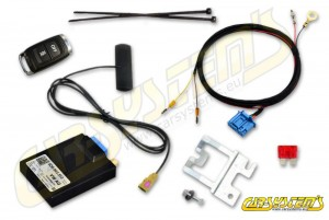 VW Skoda Seat Webasto - Digital + Analog Upgrade KIT - 3Q0963513