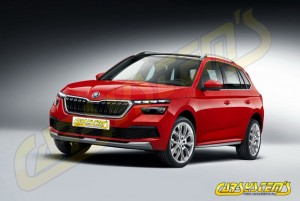 Skoda KAMIQ NW4 -  Park Pilot Front and Rear w. OPS - 5QA919294