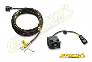 Seat Mii - Rear View Camera KIT - RVC with Guidance Lines - Retrofit