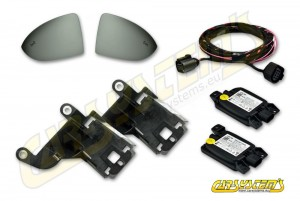 VW Golf Mk7 - Complete Set Blind Spot Sensor Park Assist