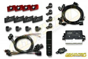 VW Sportsvan - Front PDC + PLA - UPGRADE SET 5QA919298