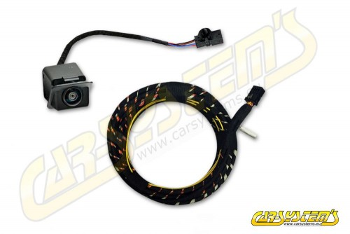 New Seat LEON KL - High Line Rear View Camera with Guidance Line + wiring harness