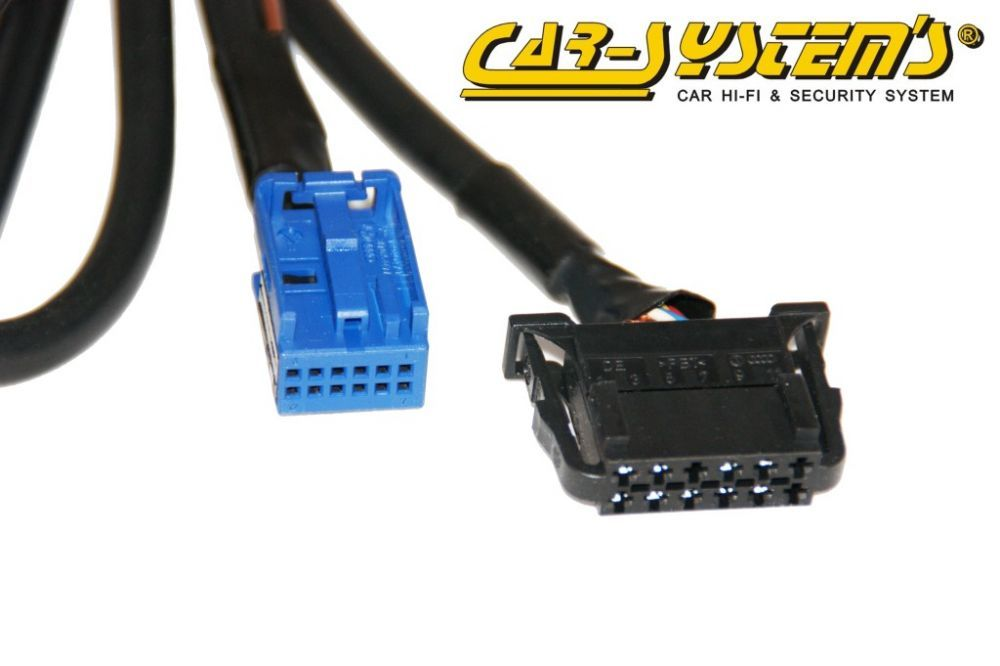 Wiring For Vw    Audi Cd