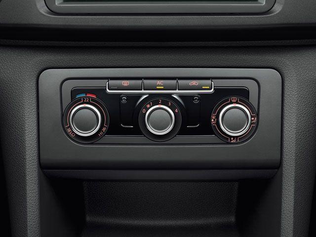 VW Transporter T5 without AC / Climatic - Telestart T91 Upgrade KIT