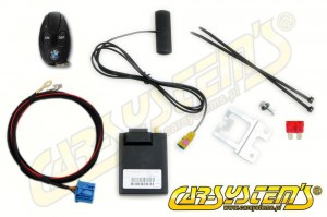 BMW X5 E-53 5er E-60 T91 Upgrade KIT - Engine Heater -> Parking Heater