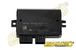 VW Control Unit for Trailer Towing - Tow Bar - 1K0907383F