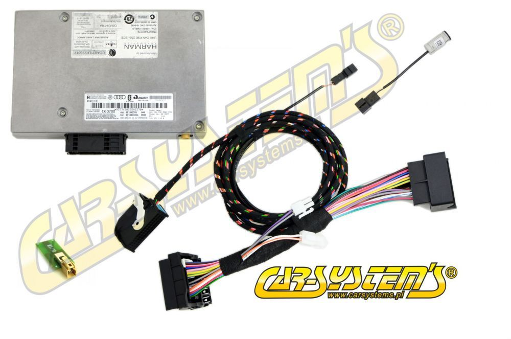 Audi Bluetooth 8p1862335 Rns E Tt Upgrade Kit Plugplay Lexus Gx Wiring Diagram A3: Audi A3 Bluetooth Wiring Diagram At Eklablog.co