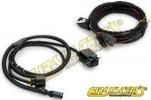 VW Scirocco 1K8 Rear Camera KIT - Retrofit - 1K8980551 - NEW VERSION