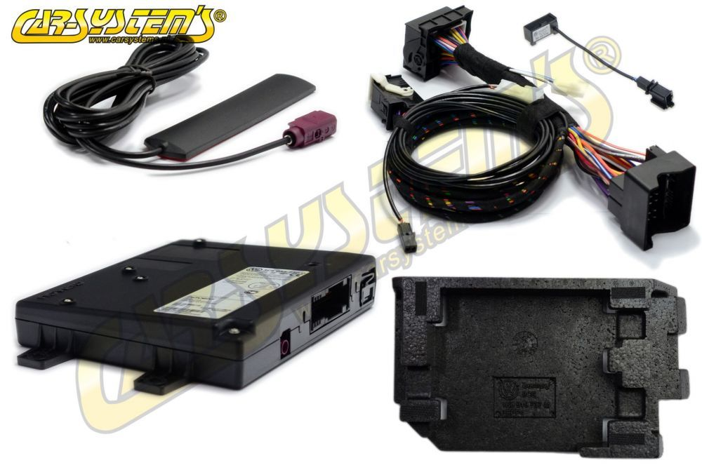 VW Bluetooth KIT 3C8035730E with wi-fi hot spot - Newest Version