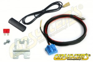 Installation KIT for Webasto Receivers T90 T91 T91R