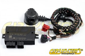 VW Caddy / Golf - Tow Bar Electrics Kit - 13-pin - 1K0907383F