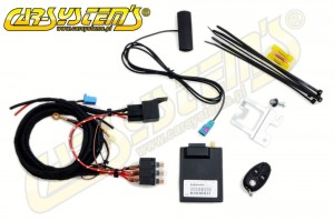 VW Touran 1K0 - Upgrading Auxiliary Heater -> Parking Heater TT-V + T91 Set