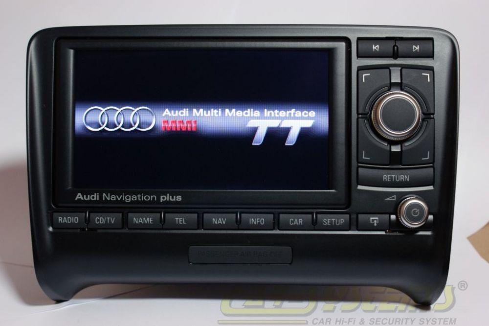 audi tt tts rns e navigation unit rh carsystems eu RNS-E Audi S4 Audi RNs E iPod