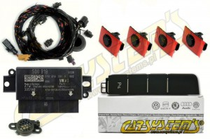 NEW VW Golf 7 SV Sportsvan - Park Pilot Front w. OPS - 5Q0919294F - UPGRADE KIT - RHD